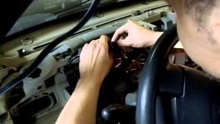 видео Инструкция по установке сигнализации на Рено Логан 2
