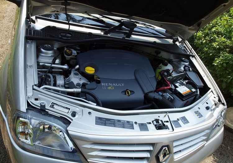 Двигатель Renault Logan 2008