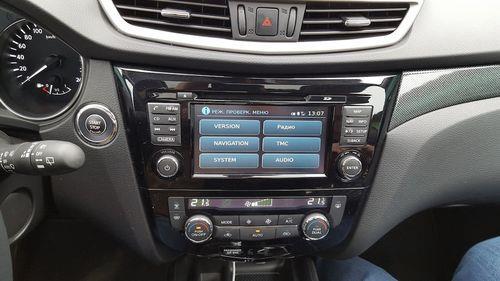 Штатное аудио оборудование