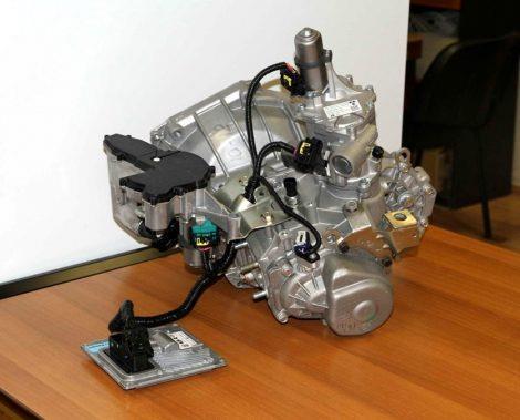 Конструкция роботизированной трансмиссии для бюджетных автомобилей Renault